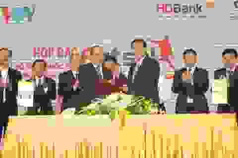 HDBank đồng hành cùng giải vô địch quốc gia và giải cúp quốc gia futsal 2017