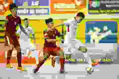 Đội tuyển futsal Việt Nam thắng nghẹt thở Indonesia tại giải futsal Đông Nam Á HDBank Cup 2017