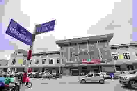 Bộ trưởng Tài nguyên - Môi trường nói về quy hoạch xây cao ốc tại ga Hà Nội