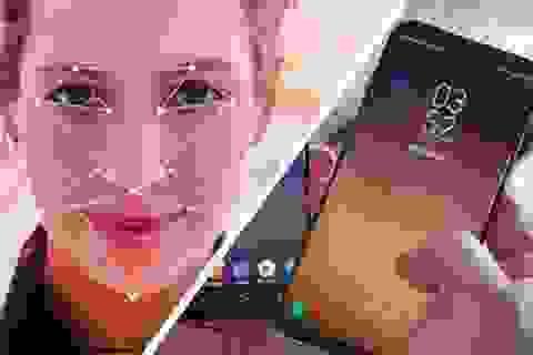 Chức năng bảo mật gương mặt trên Galaxy S8 bị đánh lừa bởi ảnh chân dung