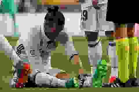 Bale lại dính chấn thương mới, có nguy cơ nghỉ hết năm