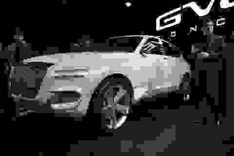 Genesis GV80 có thể sẽ cạnh tranh BMW X5