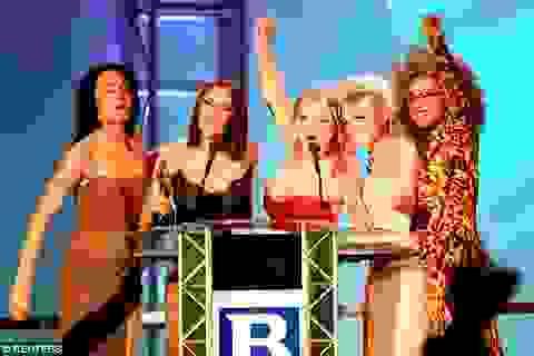 """Kế hoạch tái hợp của nhóm Spice Girls đổ bể vì chuyện """"bầu bí"""""""