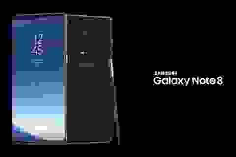 """Lộ  giá bán """"chát"""" của Galaxy Note 8"""