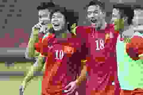 Giấc mơ chinh phục tấm HCV SEA Games 2017 của bóng đá Việt Nam
