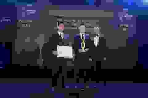 Phát Đạt nhận giải thưởng Vietnam Property Awards 2017