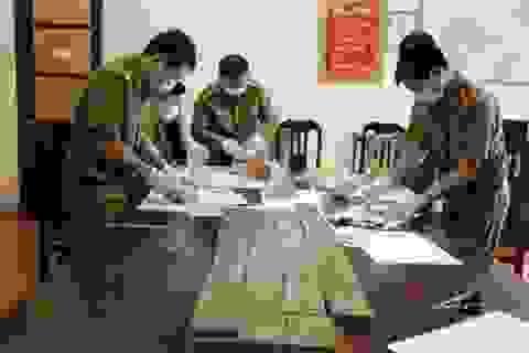 Phá đường dây mua bán ma túy xuyên biên giới, bắt 3 đối tượng thu 45 bánh heroin