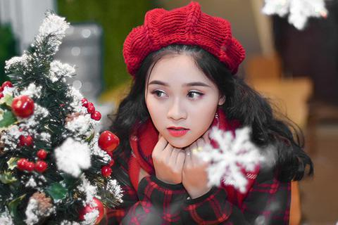 Mùa Giáng sinh lãng mạn của nữ sinh trường Nguyễn Bỉnh Khiêm