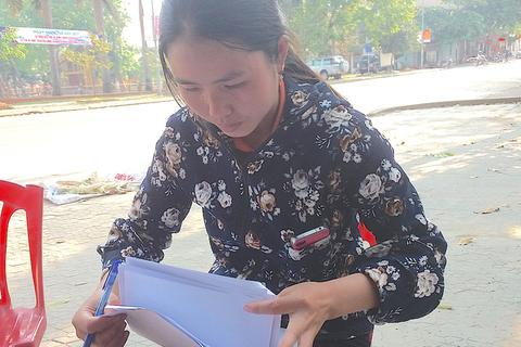 """Cầm tiền tỷ hứa xin việc rồi """"mất tích"""": Tỉnh ủy Nghệ An chỉ đạo xác minh làm rõ!"""