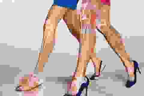 Giày cao gót, béo phì khiến bệnh xương khớp người Việt ngày càng trẻ hóa