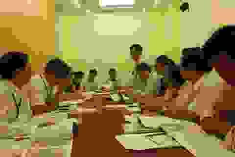 Chương trình GDPT tổng thể: Đã có bước đệm chuẩn bị đội ngũ giáo viên