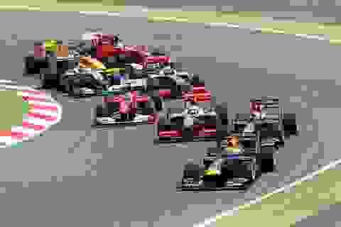Giải đua F1 không được tổ chức ở Việt Nam dù lợi nhuận hơn nửa tỷ USD