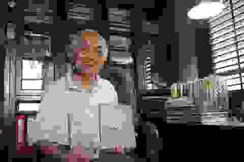 GS Võ Quý - Một nhà điểu học và môi trường học tài năng