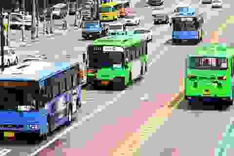 Seoul miễn phí phương tiện giao thông công cộng
