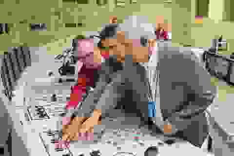 Đại diện quốc tế đến thăm nhà máy điện hạt nhân Nga