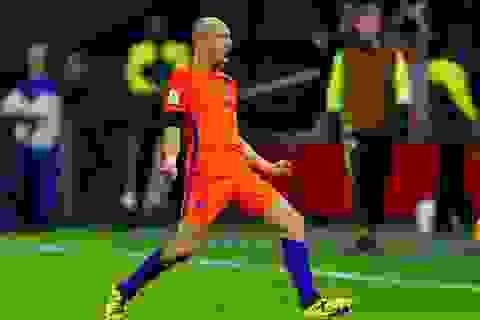 Hà Lan nằm trong nhóm hạt giống giải vô địch châu Âu