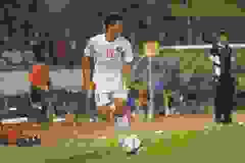 Ai sắm vai trung phong ở đội tuyển U20 Việt Nam?