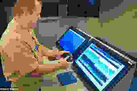 Hải quân Mỹ sẽ dùng máy chơi điện tử để điều khiển kính ngắm của tàu ngầm