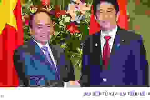 Báo Nikkei viết về chuyến thăm Nhật Bản của Thủ tướng Nguyễn Xuân Phúc