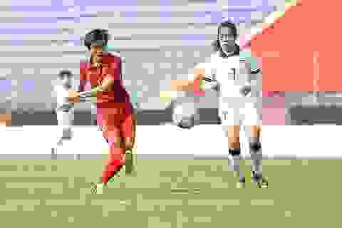 ĐT nữ Việt Nam 1-1  ĐT nữ Thái Lan: Chia điểm, chia hy vọng
