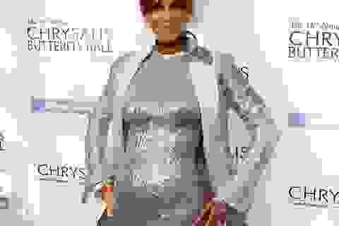 Halle Berry phủ nhận tin đồn bầu bí