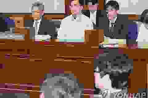 Cháu gái bà Choi Soon-sil thừa nhận gây sức ép với các tập đoàn lớn