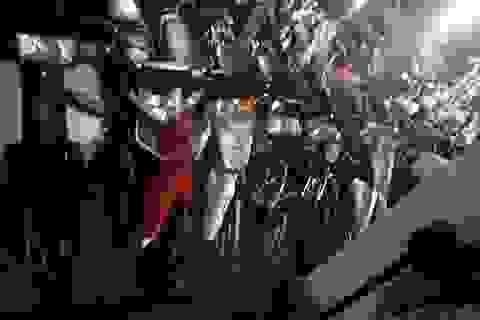 Ngăn chặn hàng chục thanh niên chuẩn bị tổ chức đua xe trái phép