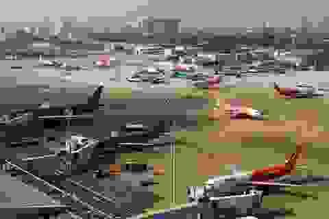 Mở rộng sân bay Tân Sơn Nhất: Không giới hạn diện tích sử dụng đất