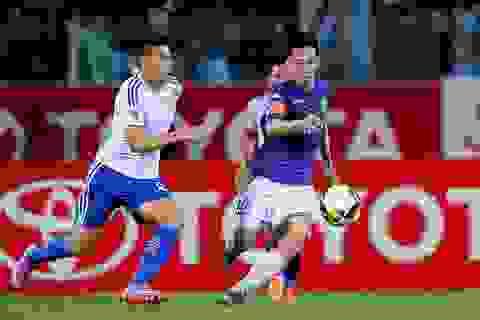 Mất ngôi vô địch V-League, Văn Quyết có khả năng mất Quả bóng vàng