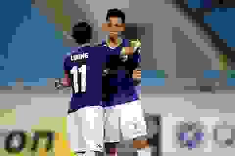 Các đội bóng Việt Nam gây thất vọng ở sân chơi châu Á