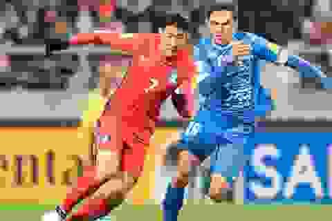 Vòng đấu định đoạt vé dự World Cup 2018 khu vực châu Á