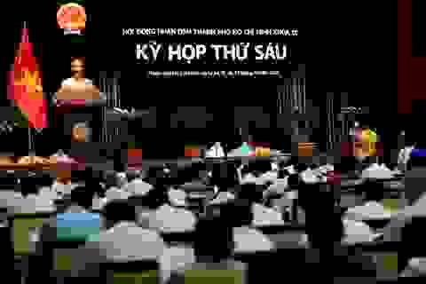 TPHCM: Nhiều chế độ hỗ trợ cho cán bộ không chuyên trách