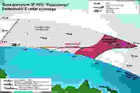 Podsolnukh kiểm soát trời Syria, Mỹ - Israel hết đất diễn?