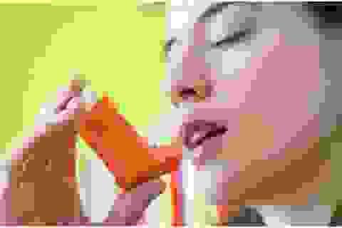 Phương pháp mới trong điều trị hen suyễn