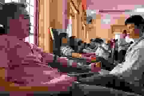 Quảng Trị: Hơn 600 người tham gia hiến máu tình nguyện