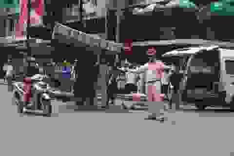 Nữ tài xế đâm liên tiếp nhiều phương tiện, 3 người thương vong