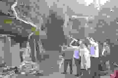 Đảo Lý Sơn: Tham vấn chuyên gia đầu ngành để xử lý sạt lở thắng cảnh chùa Đục