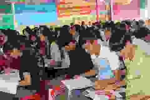 Đắk Nông: Hơn 3500 vị trí việc làm dành cho người lao động trẻ
