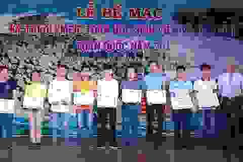 Phú Yên: Trao giải kỳ thi Olympic Toán học sinh viên và học sinh toàn quốc