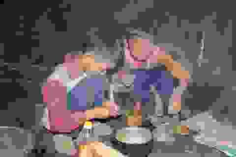 Gian nan cuộc sống trọ học nơi bản nghèo