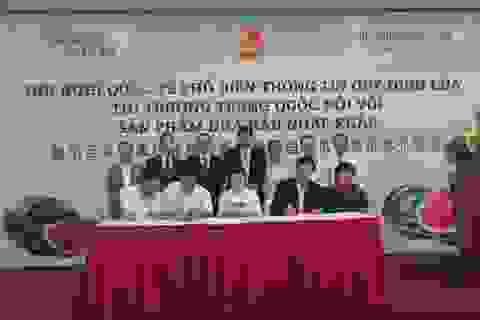 Xuất khẩu dưa hấu vào Trung Quốc khó: Do DN và người dân chậm được cập nhật thông tin