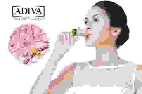 """""""Giải mã"""" hiệu quả giảm khô sạm, ngừa nếp nhăn của collagen peptide có trong Adiva"""