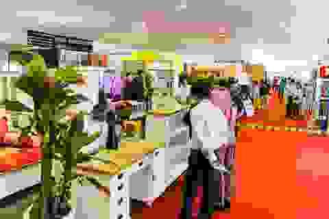 Hội chợ máy móc & gỗ nguyên liệu Việt Nam 2017 Vifa Woodmac Vietnam 2017