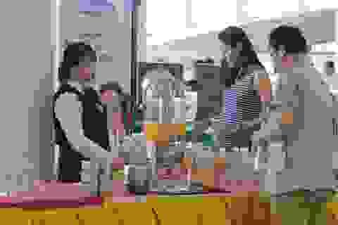 Thức uống nào đã được chọn phục vụ Hội nghị APEC 2017?