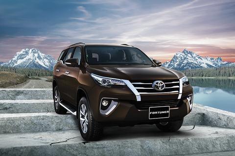Khám phá những tính năngđột phácủa Toyota Fortuner 2017