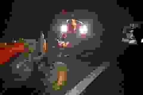 Tông vào công nông, hai thanh niên tử nạn trên đường về quê ăn Tết