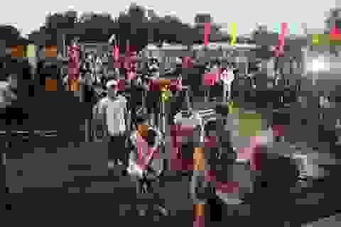Đắk Nông: Người dân nô nức trảy hội xuân
