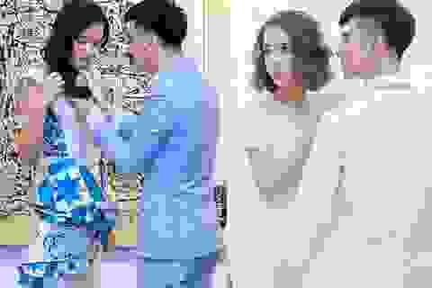 """Bạn trai tin đồn của Thùy Dương """"Người phán xử"""" tình tứ Lương Giang"""