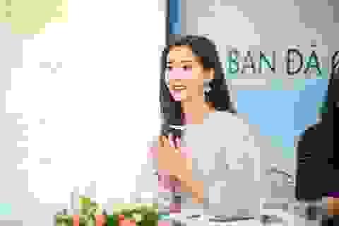 Chăm sóc đôi mắt khỏe đẹp cùng Hoa hậu Đặng Thu Thảo