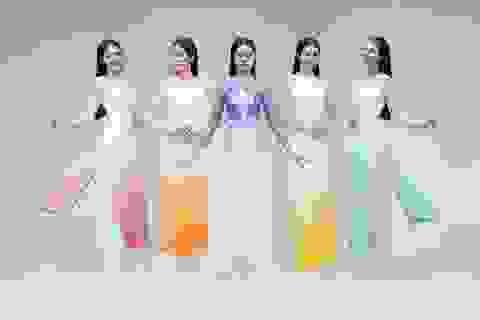 NTK Hà Duy, Hoa hậu Ngọc Hân được mời sang Anh quảng bá áo dài